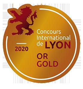 Medalla de Oro en el Concurso Internacional de Lyon 2020 (Pedroteño Airén)