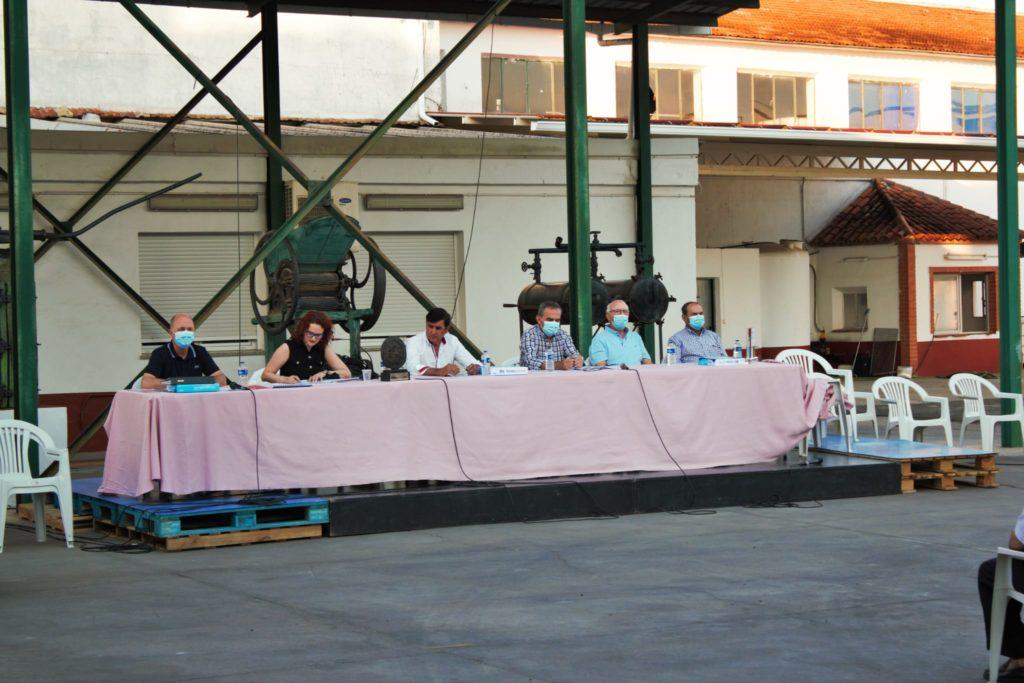 Asamblea General de S.A.T. Coloman